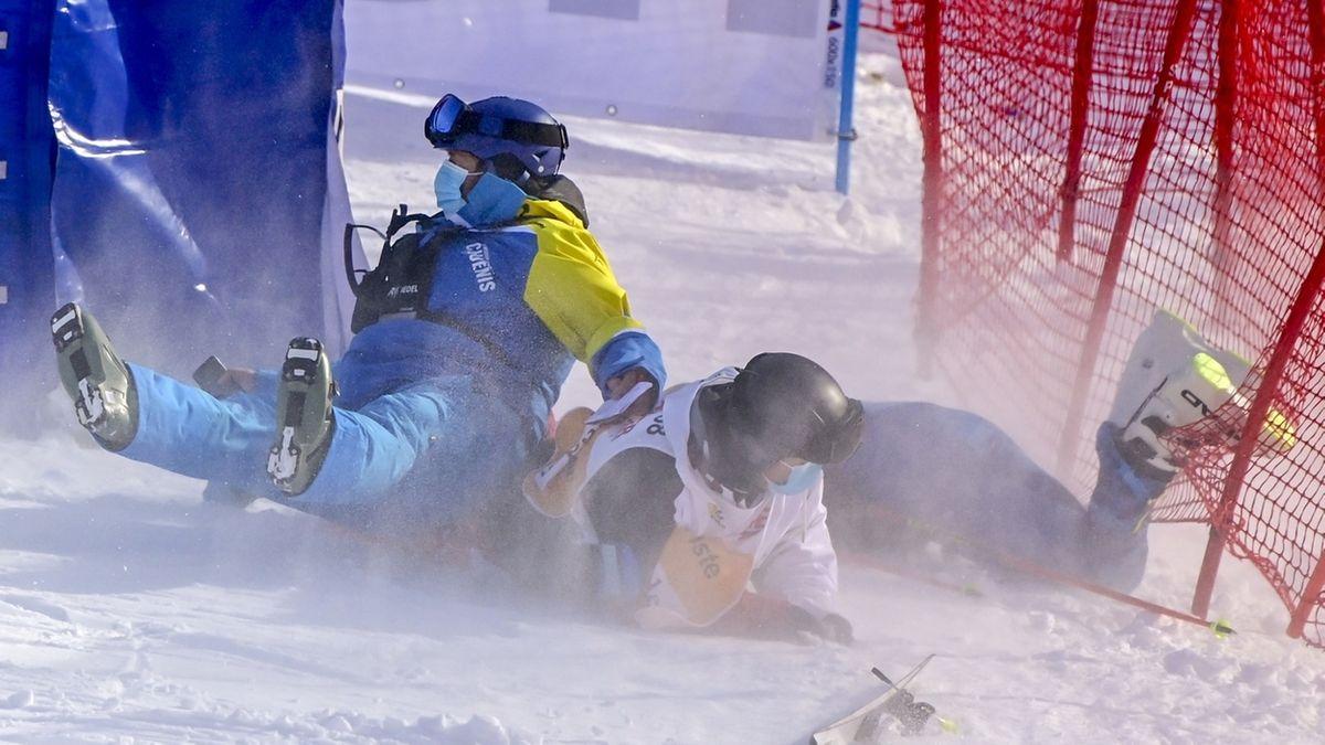 Ski alpin - Weltcup in Adelboden