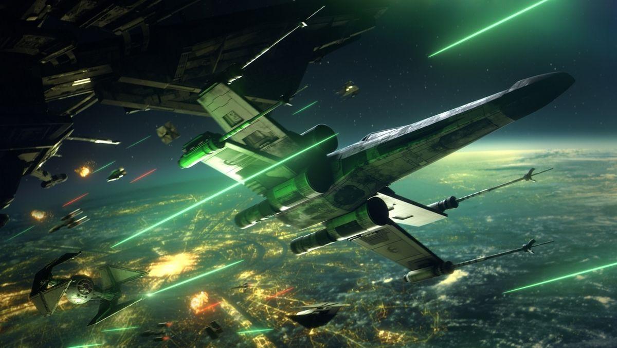 Spielszene Star Wars Squadrons