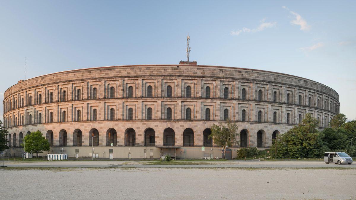 Kongresshalle in Nürnberg