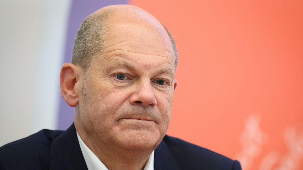 SPD-Kanzlerkandidat Olaf Scholz am 09.09.2021.