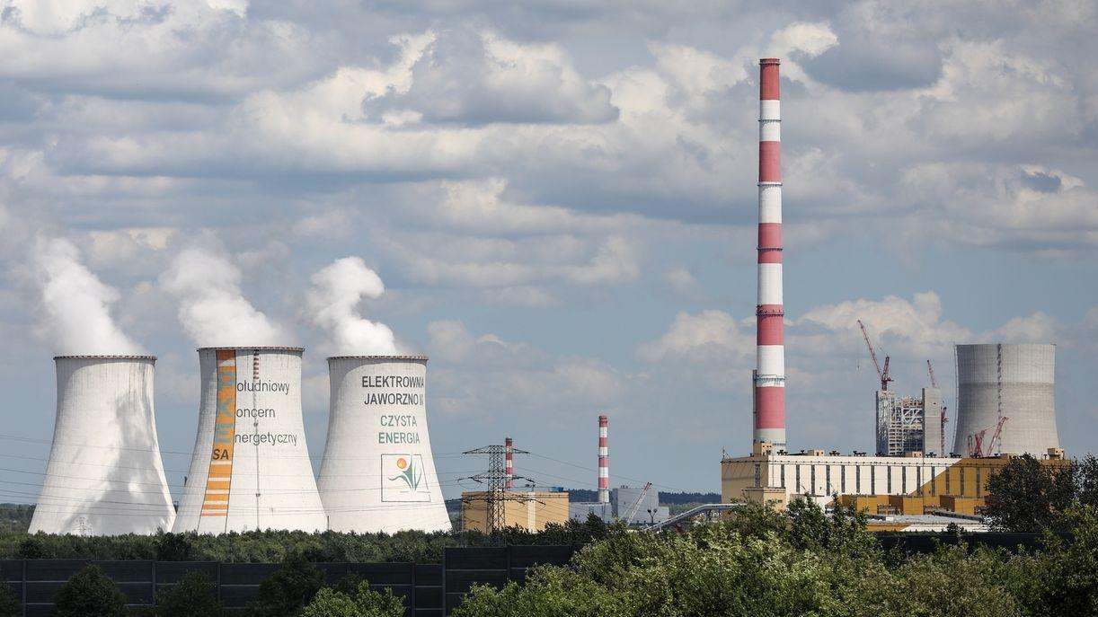 Steinkohle-Förderung in Polen