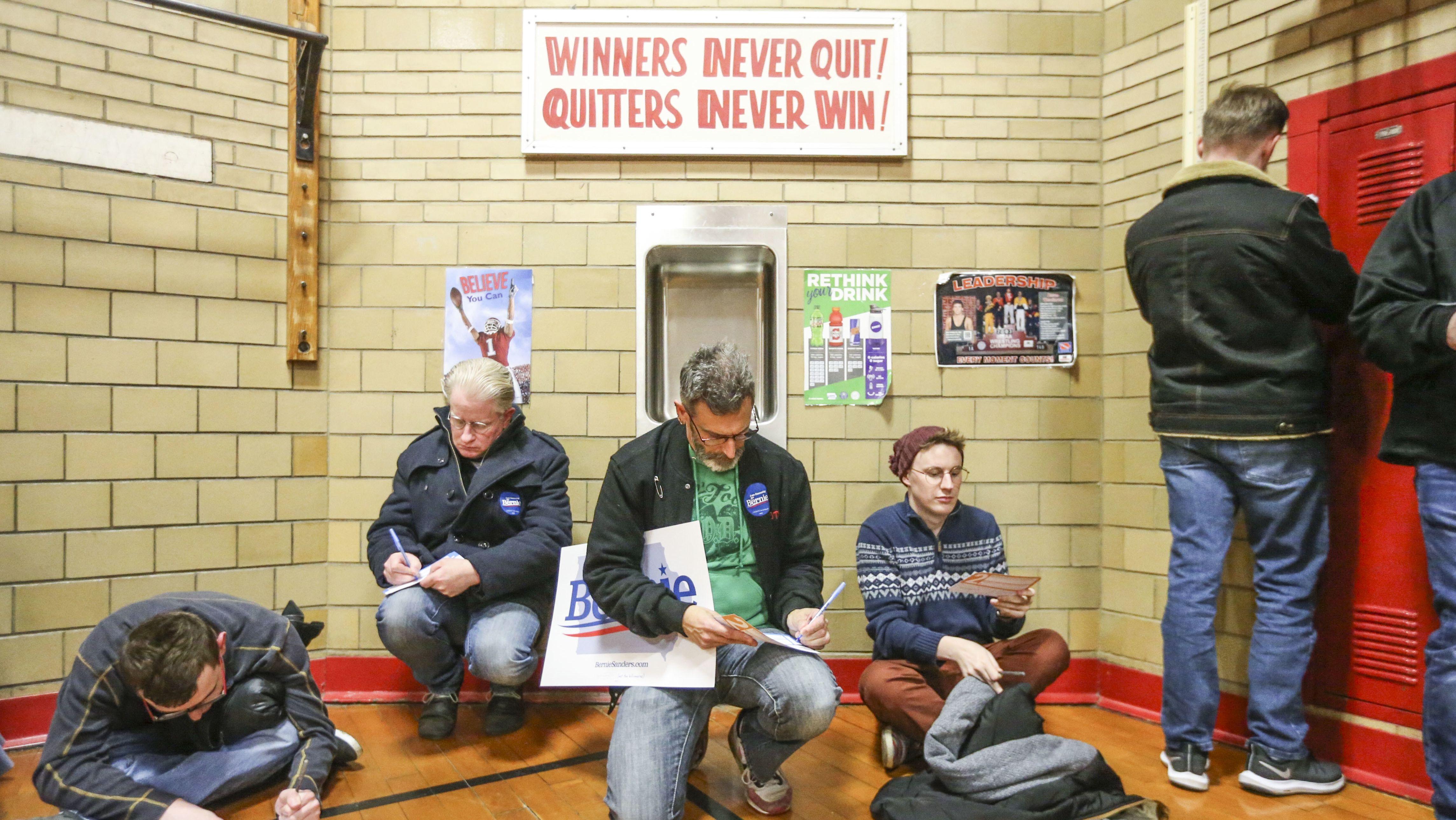 Iowa Caucus - Vorwahlen in Iowa
