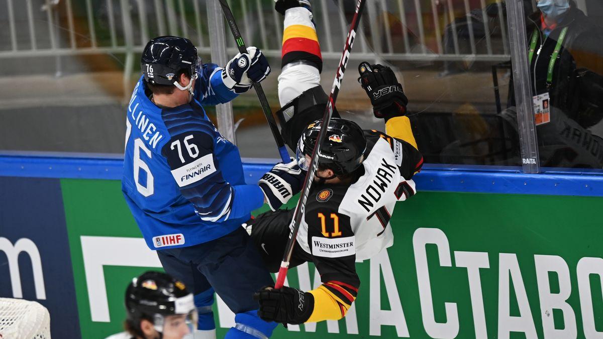 Deutschland strauchelt gegen Finnland