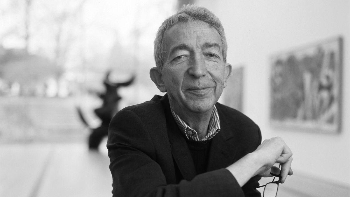 Portrait des Kurators Christoph Vitali