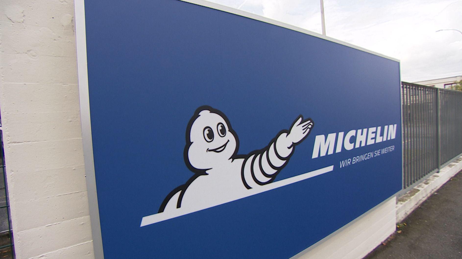 Michelin-Werk in Hallstadt
