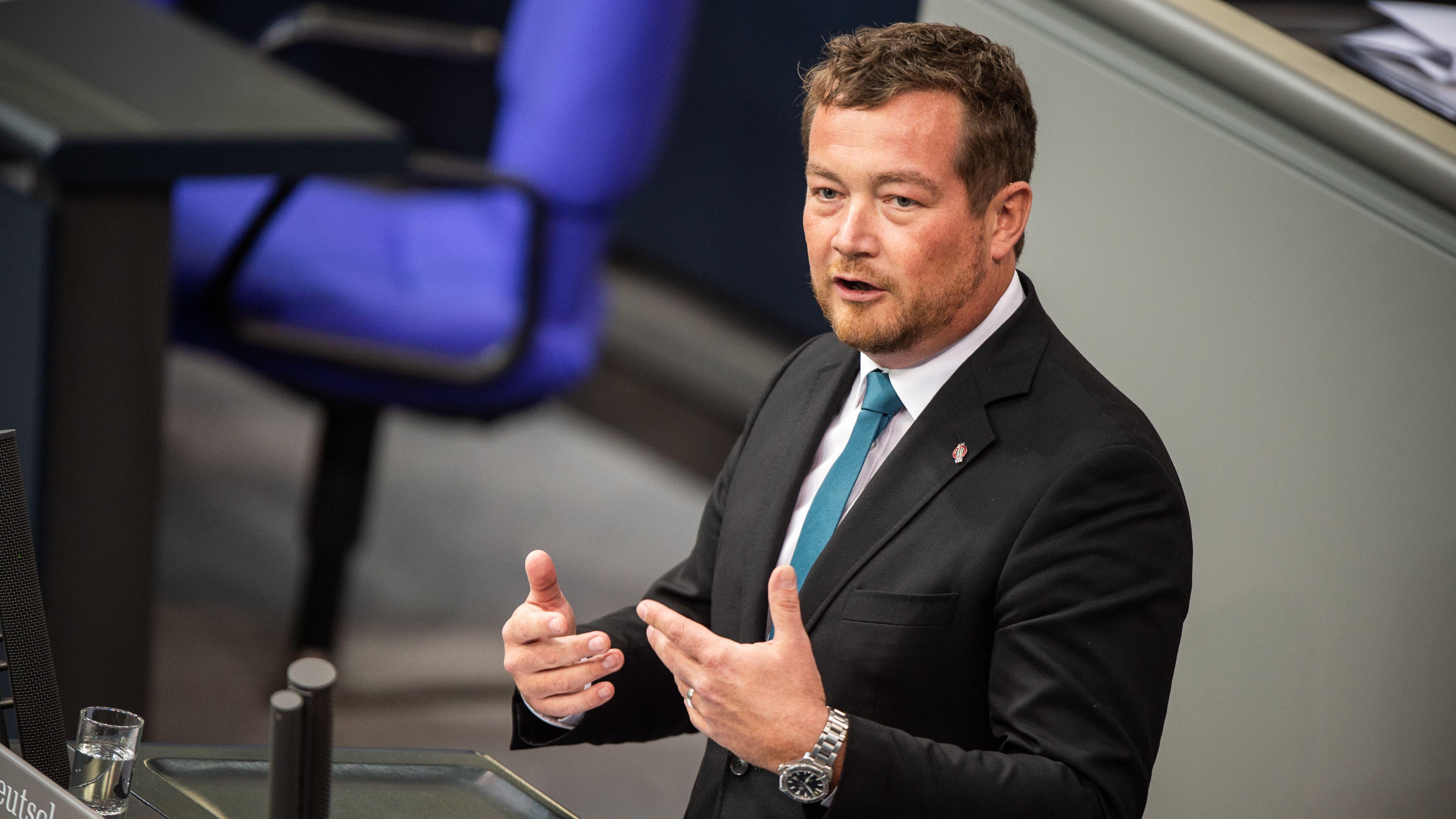 SPD-Mann Grötsch beklagt gesellschaftliches Klima