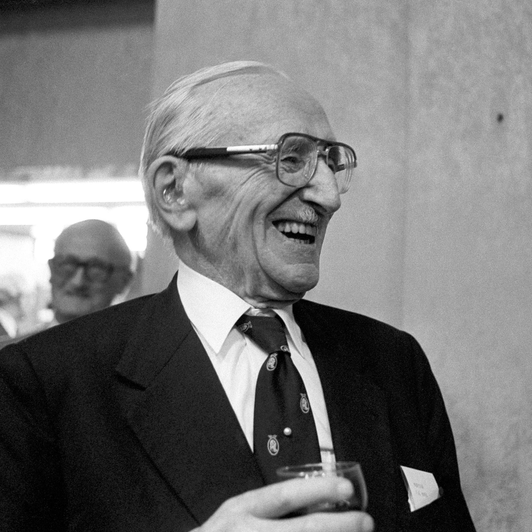 Friedrich Hayek - Wirtschaftsliberaler Nobelpreisträger