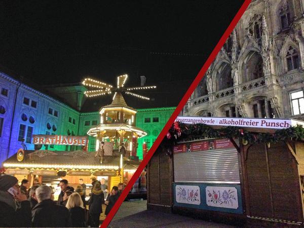 Totensonntag Weihnachtsmarkt.Weihnachtsmarkt Trotz Totensonntag Br24