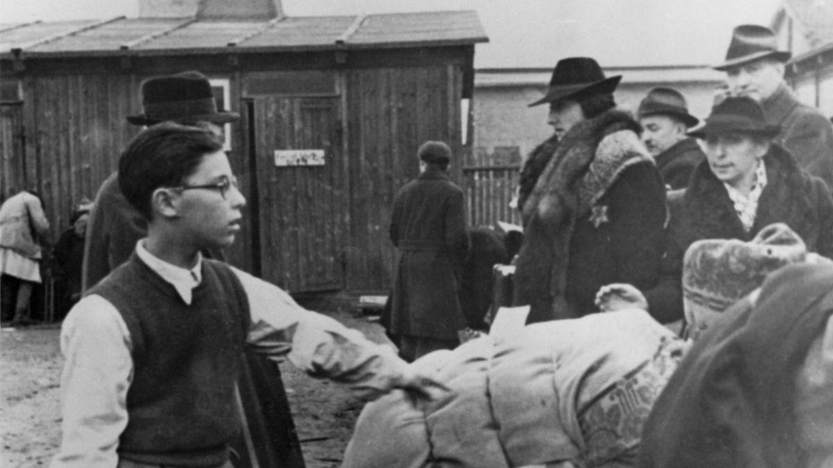 1941 gab es die erste große Deportation Münchner Juden.