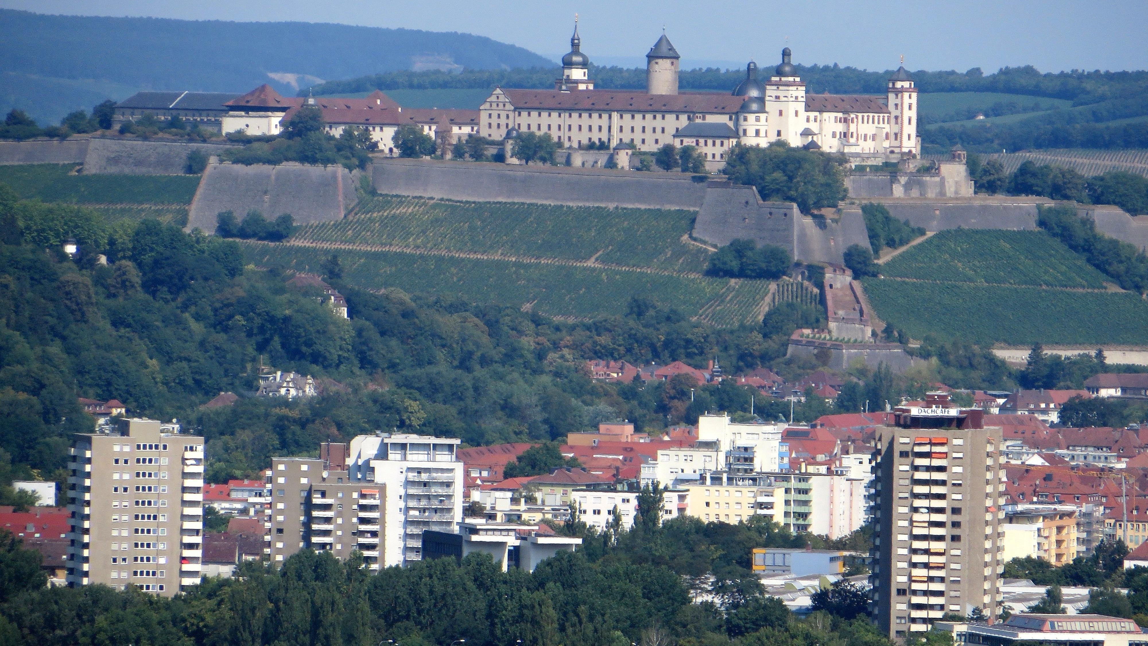 Die Stadt Würzburg