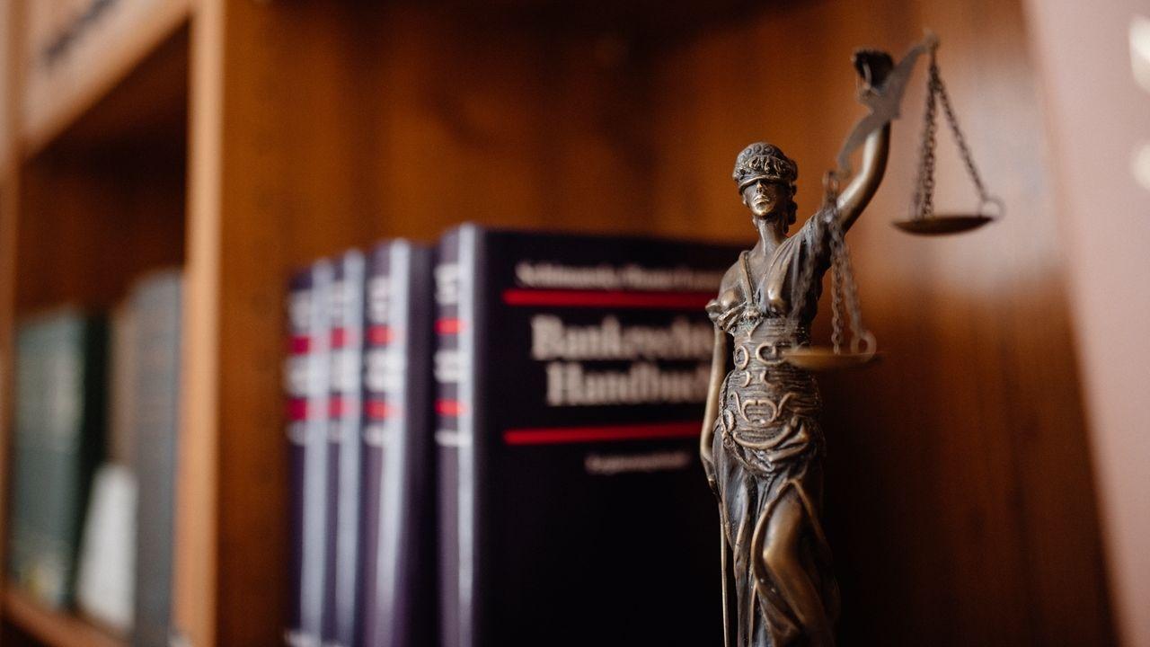 Justiz (Symbolbild)