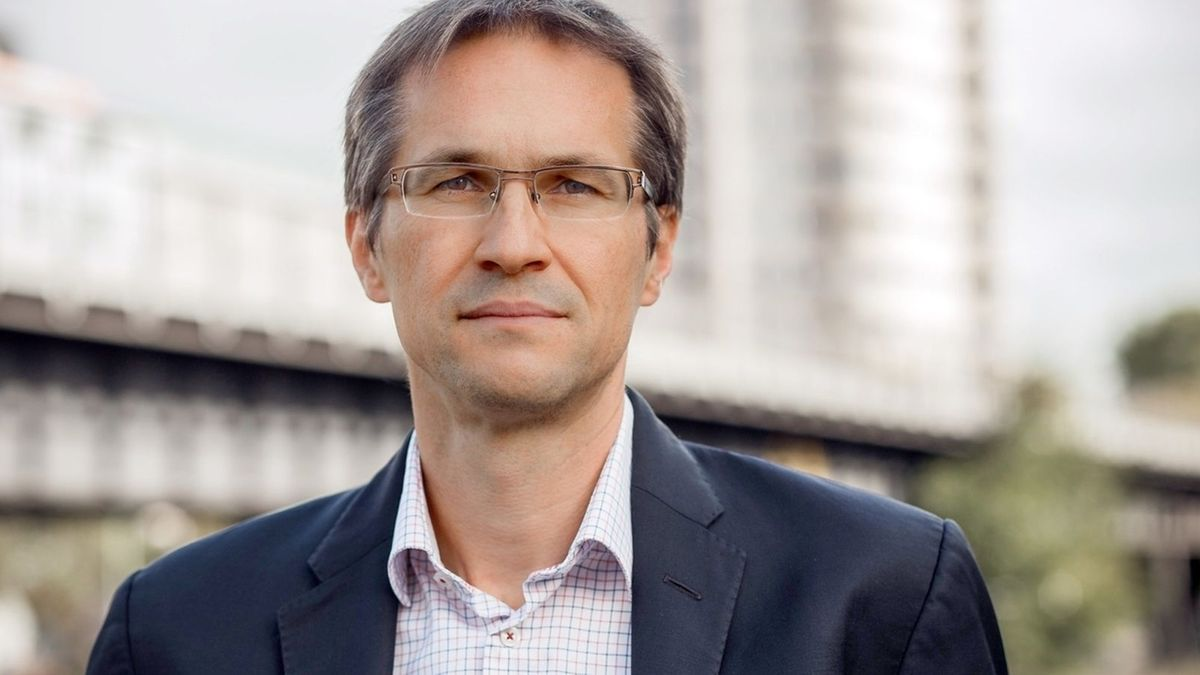 Migrationsexperte  Gerald Knaus.
