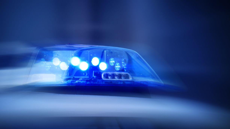 Eine Streife der Autobahnpolizeistation Günzburg entdeckte den Mann