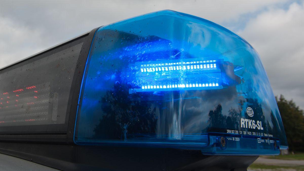 Symbolbild: Polizei-Blaulicht