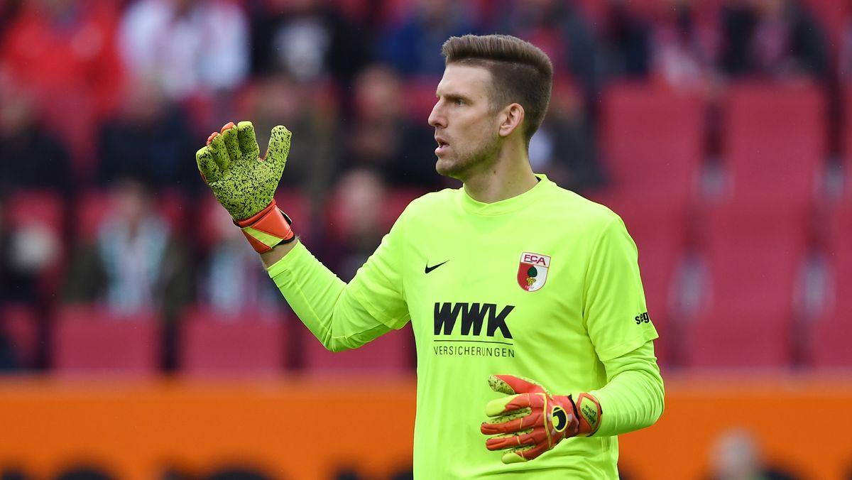 Starker Rückhalt in der entscheidenden Saisonphase: Torhüter Andreas Luthe