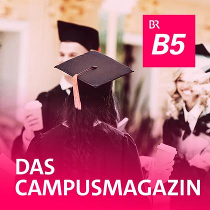Podcast Cover Das Campusmagazin | © 2017 Bayerischer Rundfunk
