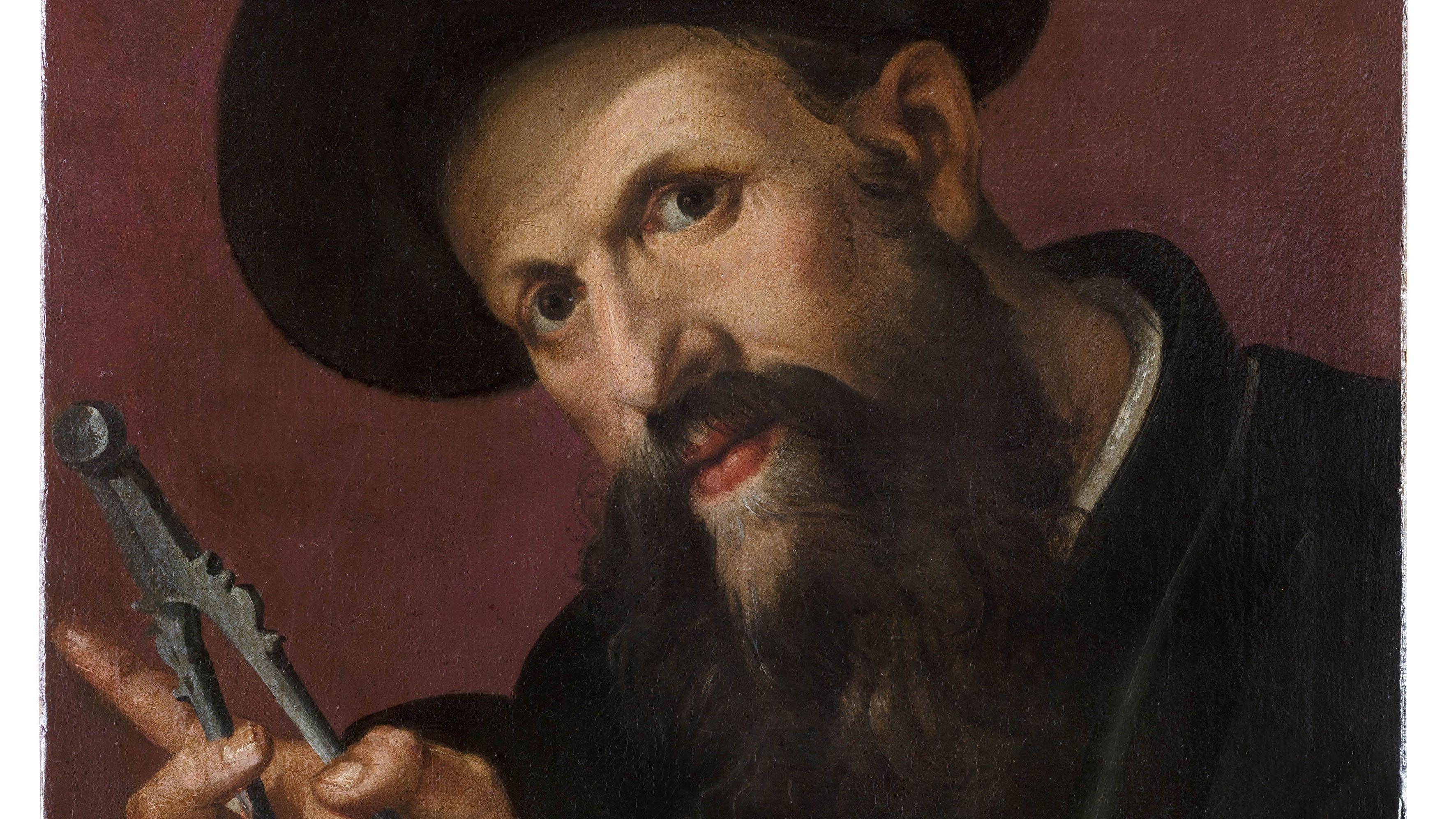 Porträt des Architekten Sebastiano Serlio