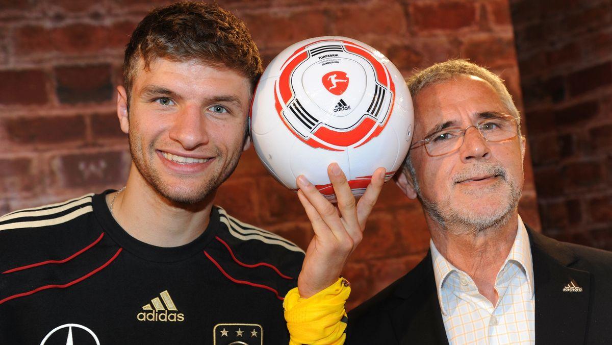 Thomas und Gerd Müller