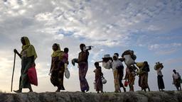 Rohingya-Flüchtlinge in Bangladesh | Bild:Kim Asad / dpa-Bildfunk