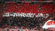Fans des 1. FC Nürnberg feiern