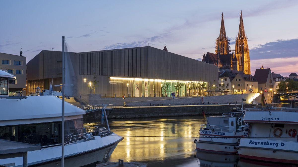 Außenansicht des Museums der Bayerischen Geschichte