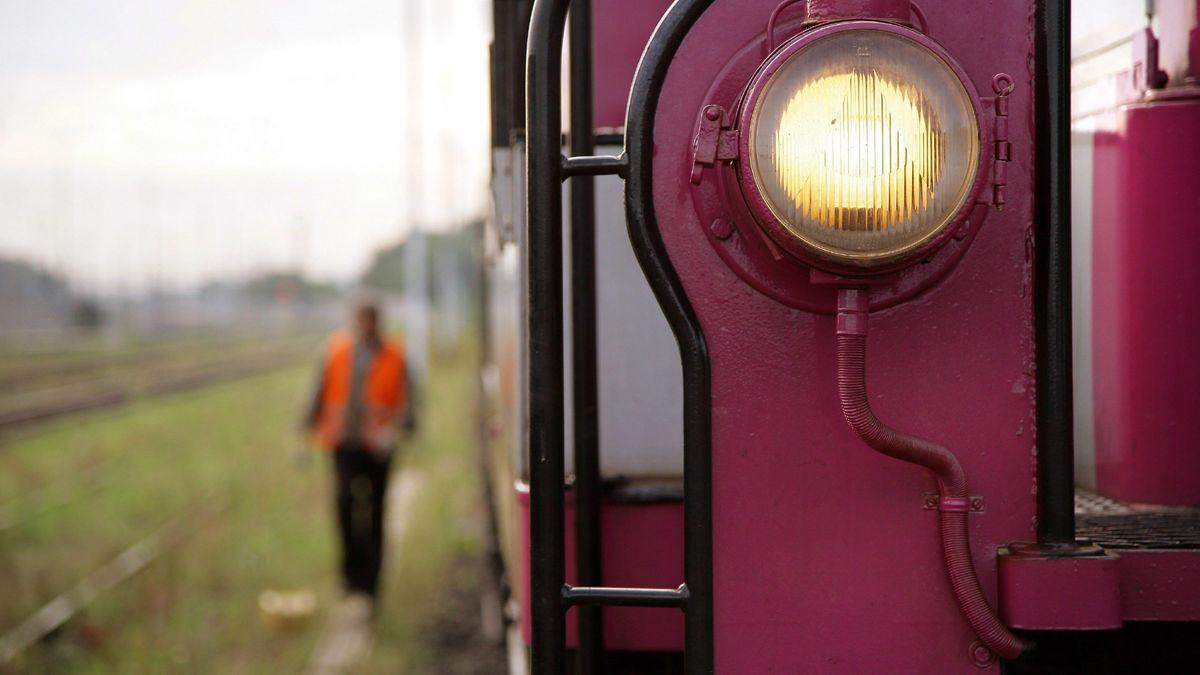 Ein Güterzug rollte am Donnerstag fast 100 Kilometer durch die Oberpfalz, weil die Bremsen nicht funktionierten.