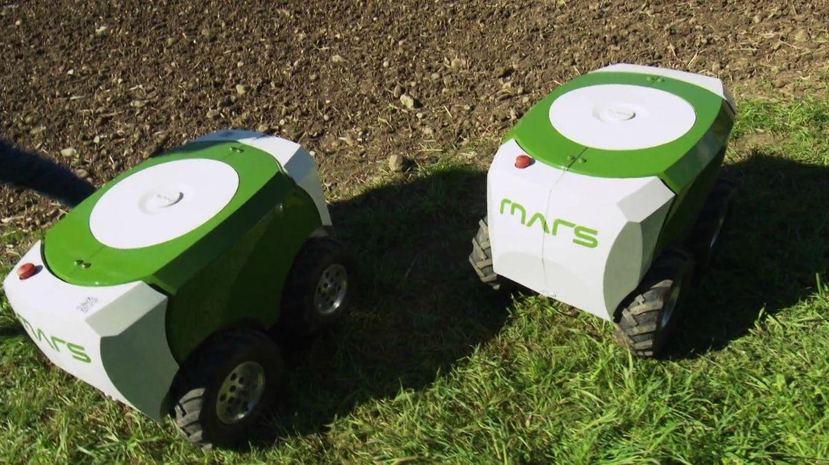 Agrar-Roboter Mars