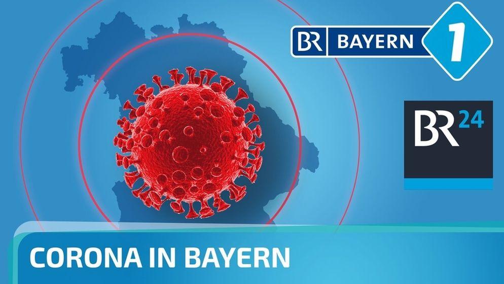 """Podcast """"Corona in Bayern"""": Damals, als Corona ausbrach   Bild:BR"""
