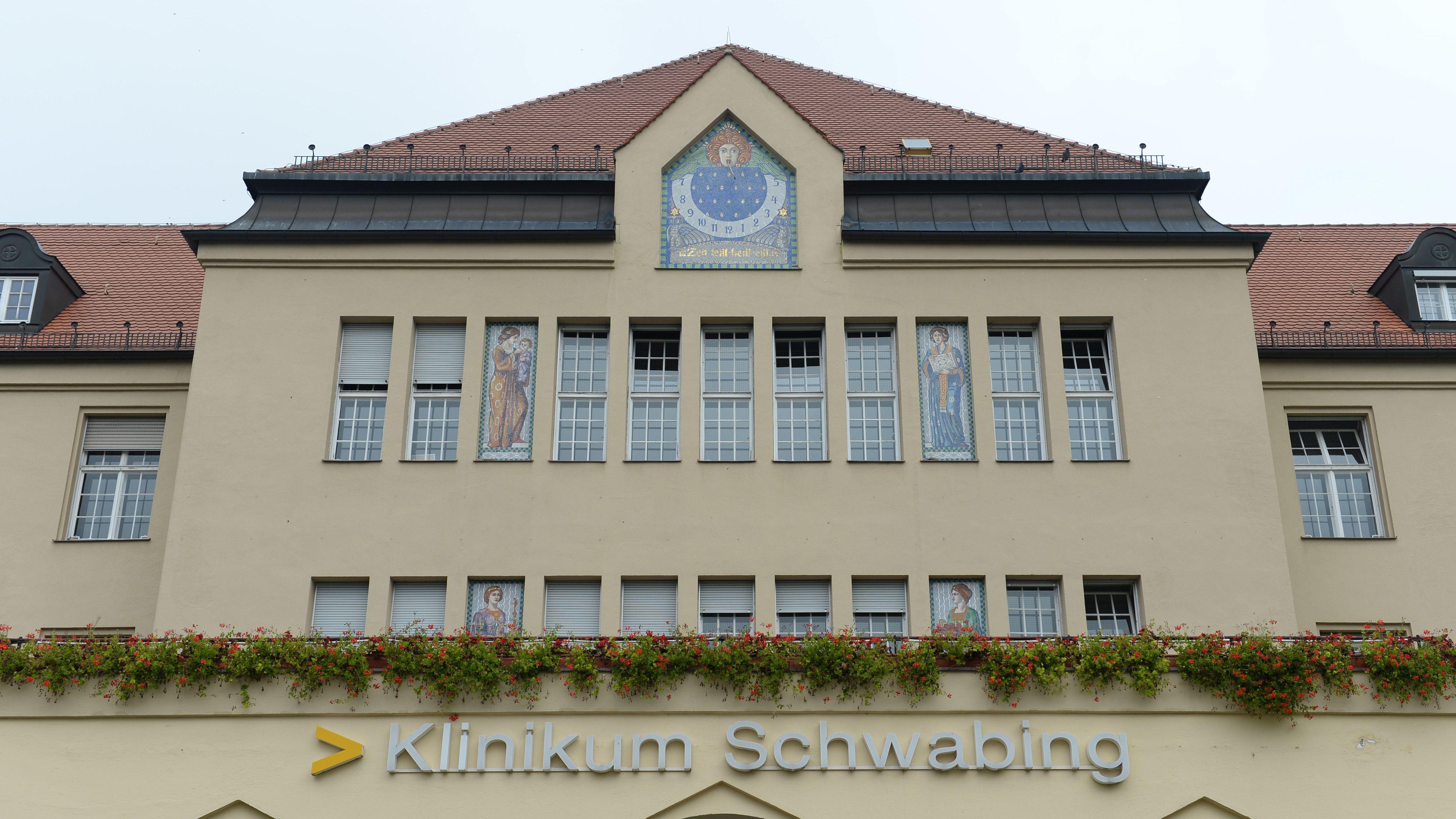 Das Klinikum Schwabing in München.