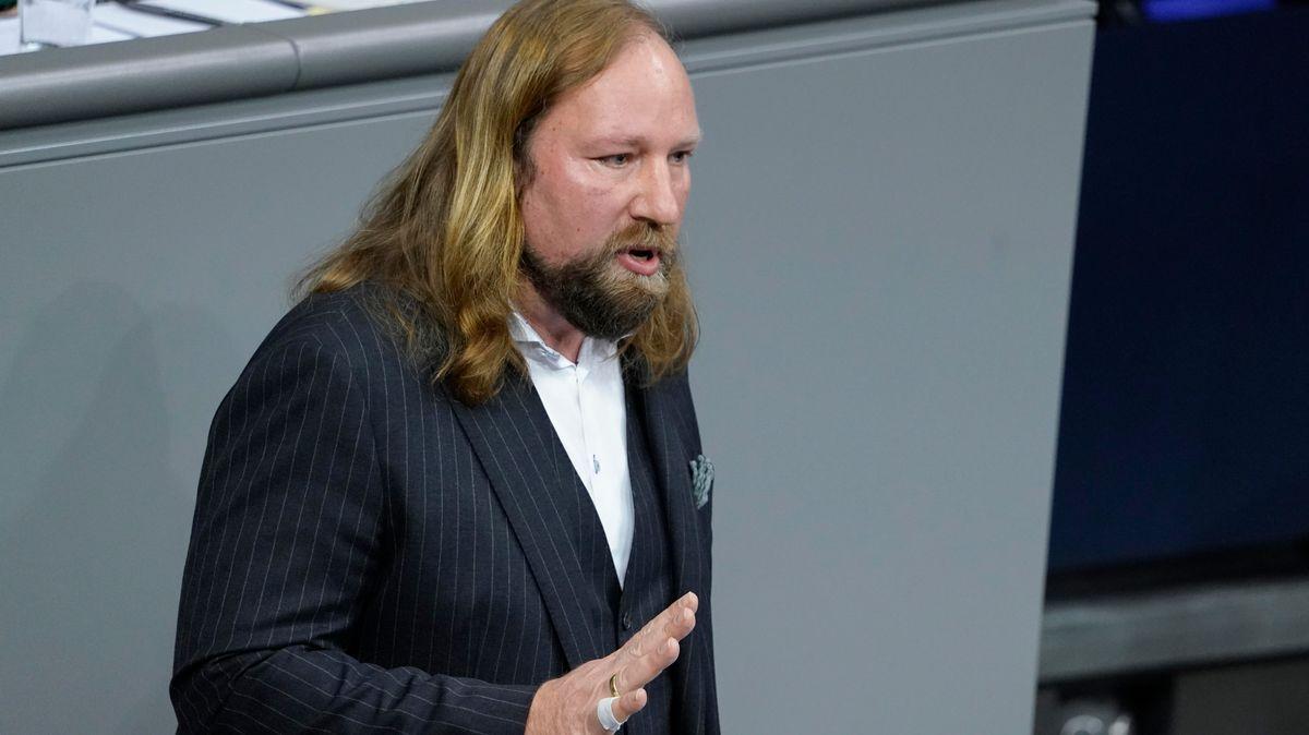 Anton Hofreiter am 26.11.2020 Im Deutschen Bundestag.