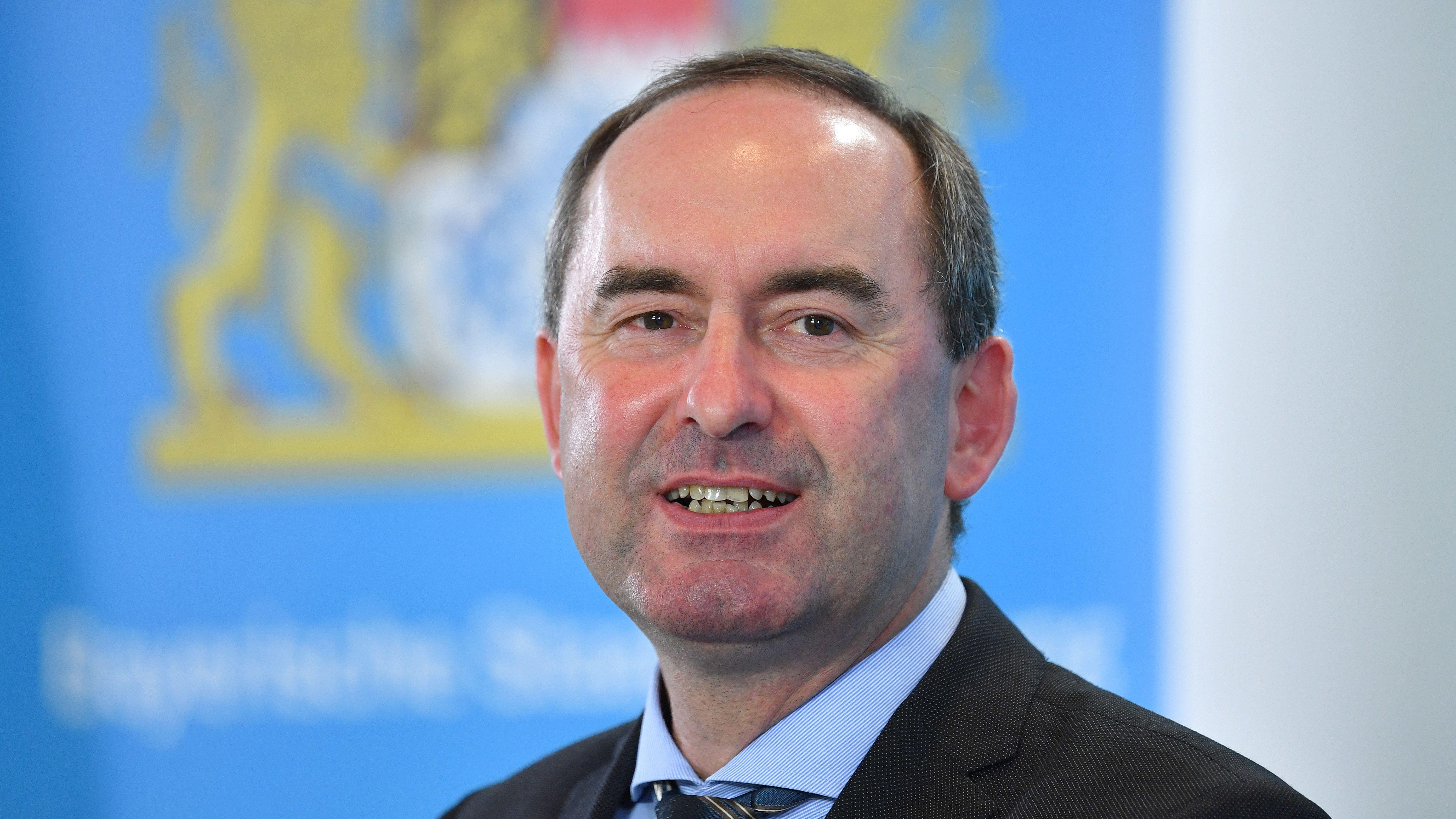 Bayern Wirtschaftsminister Hubert Aiwanger (Freie Wähler)