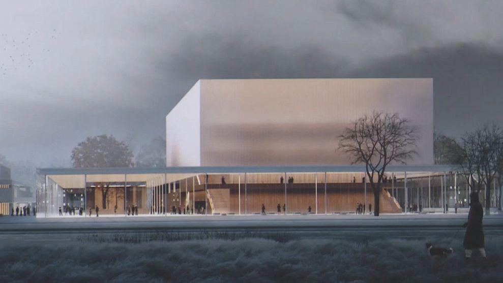 Nürnberg streicht Bau der neuen Konzerthalle