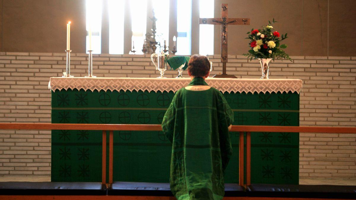 In der lutherischen Kirche ganz selbstverständlich: Frauen am Altar
