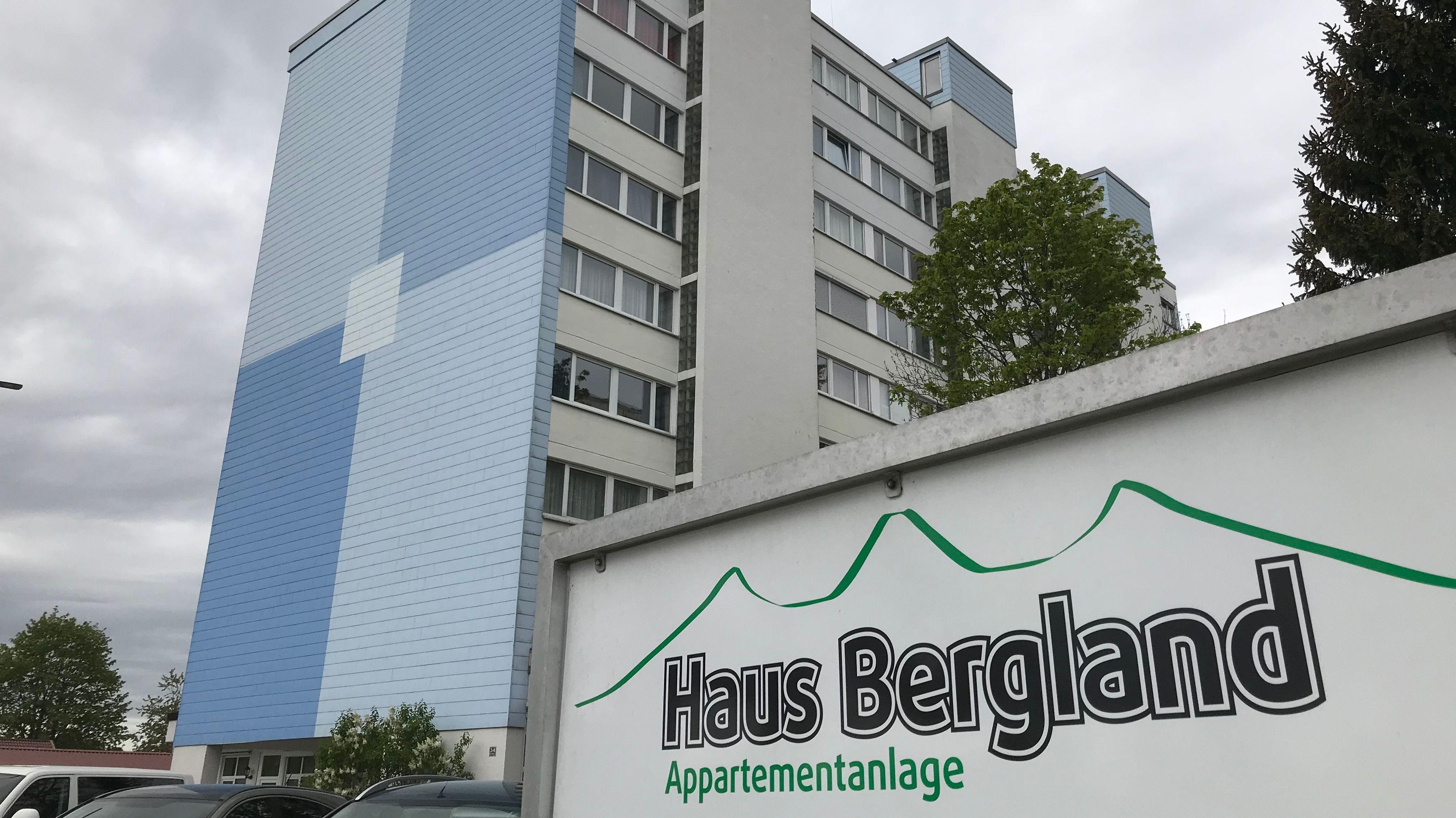 Haus Bergland Appartementanlage