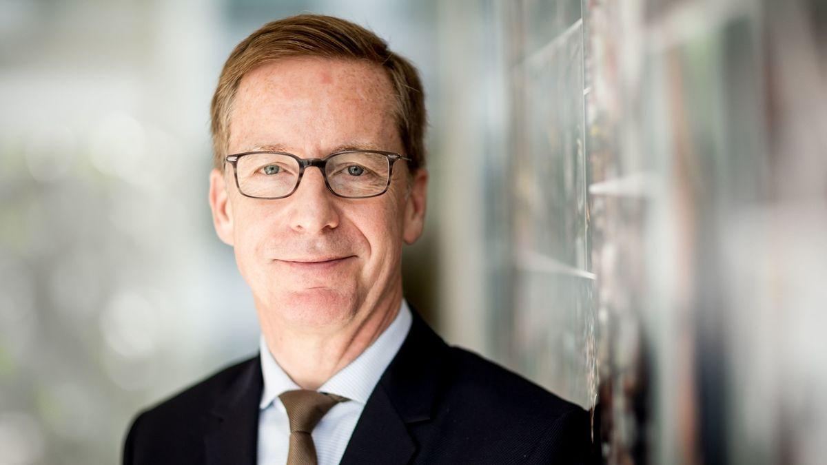 Michael Hüther, Direktor des Instituts der deutschen Wirtschaft Köln