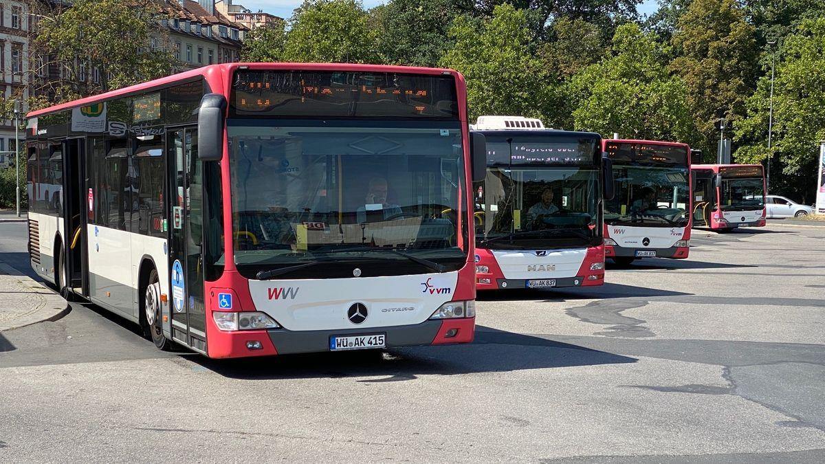 365-Euro Ticket im Verkehrsbund Mainfranken