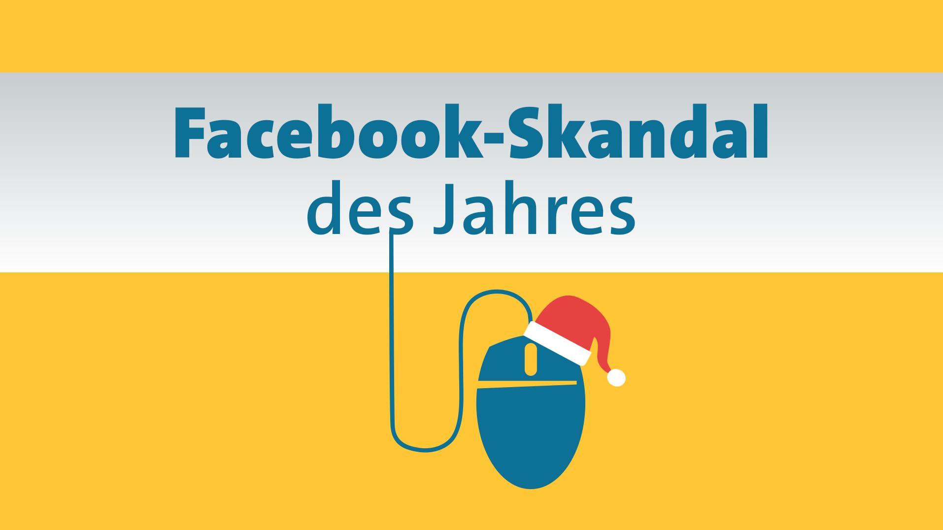 Kategorie: Facebook-Skandal des Jahres