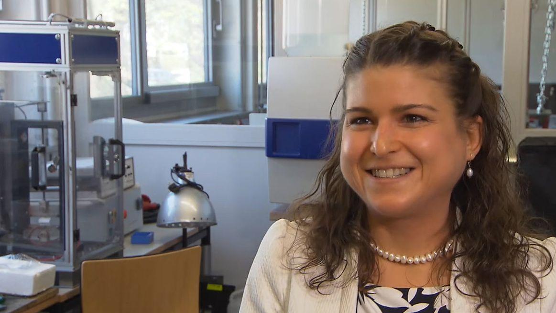 Hirnforscherin Silvia Budday