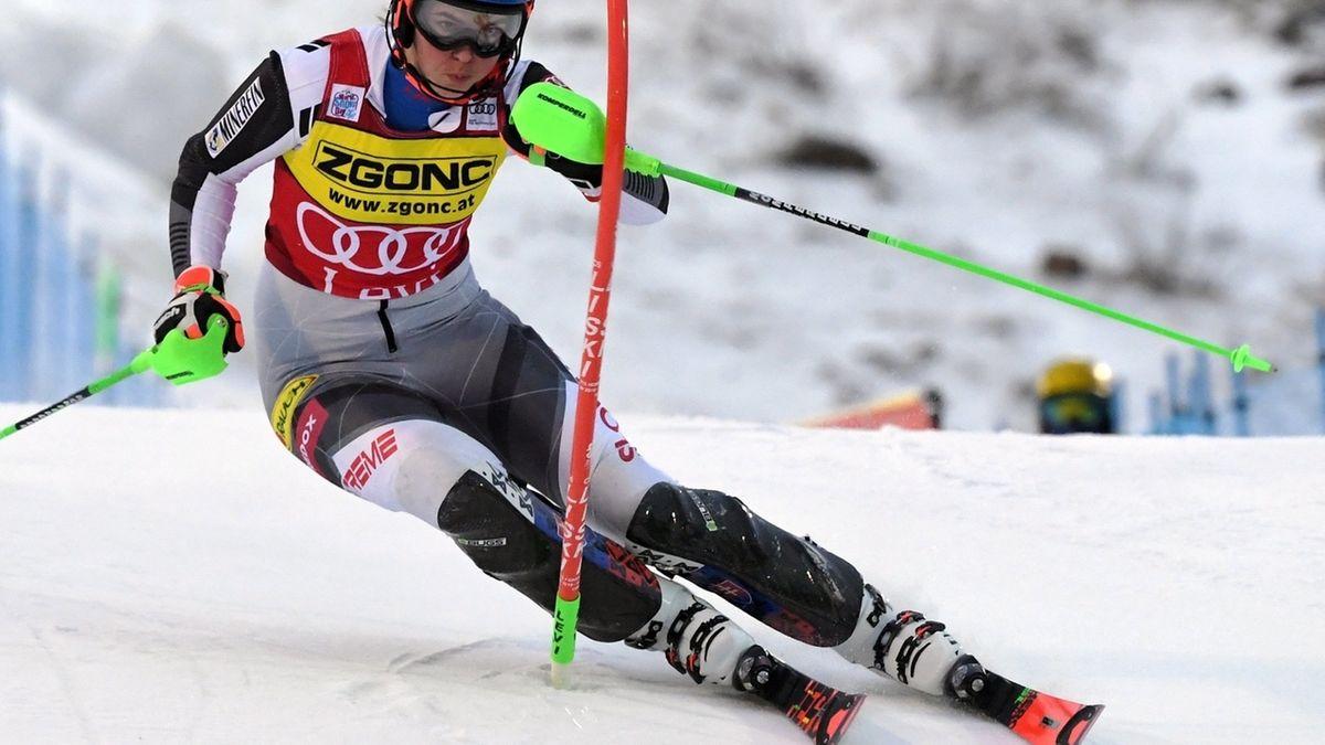 Ski Alpin Weltcup in Levi
