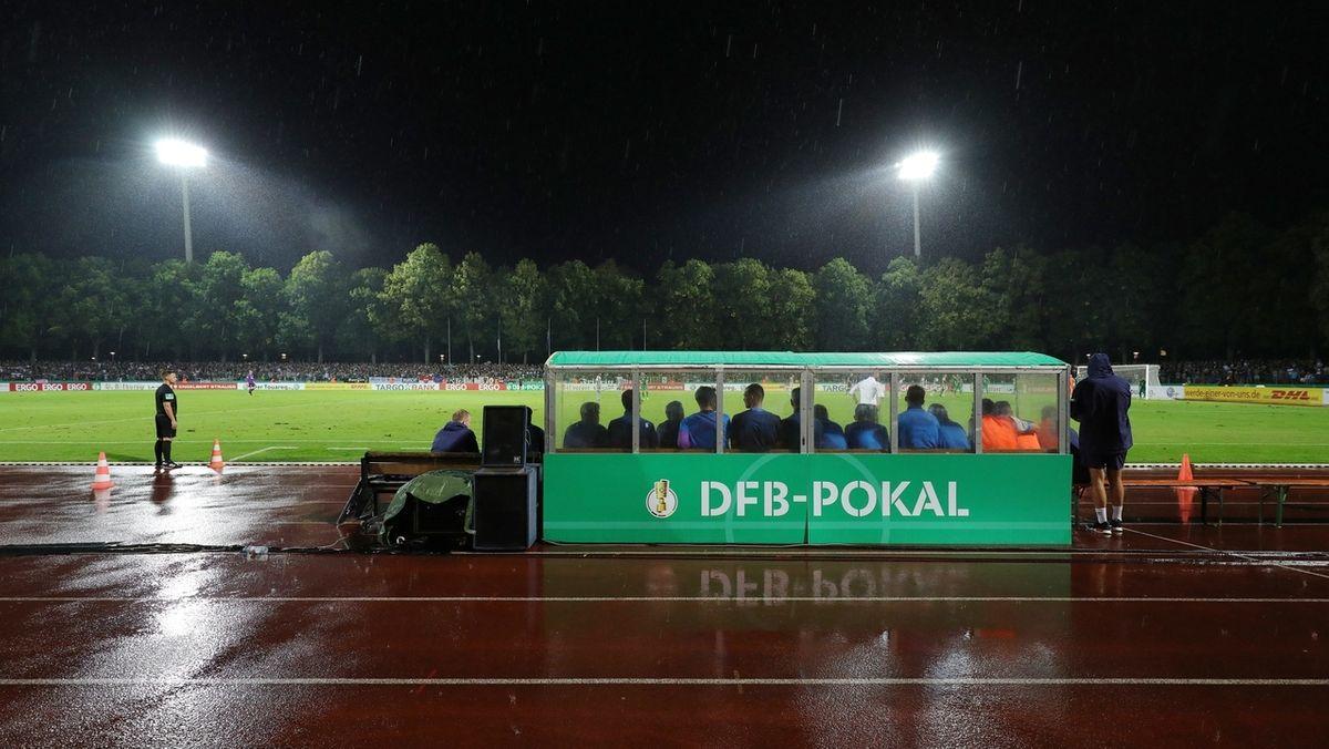 Schon 2018 kam es im DFB-Pokal zum Duell: Schweinfurt gegen Schalke