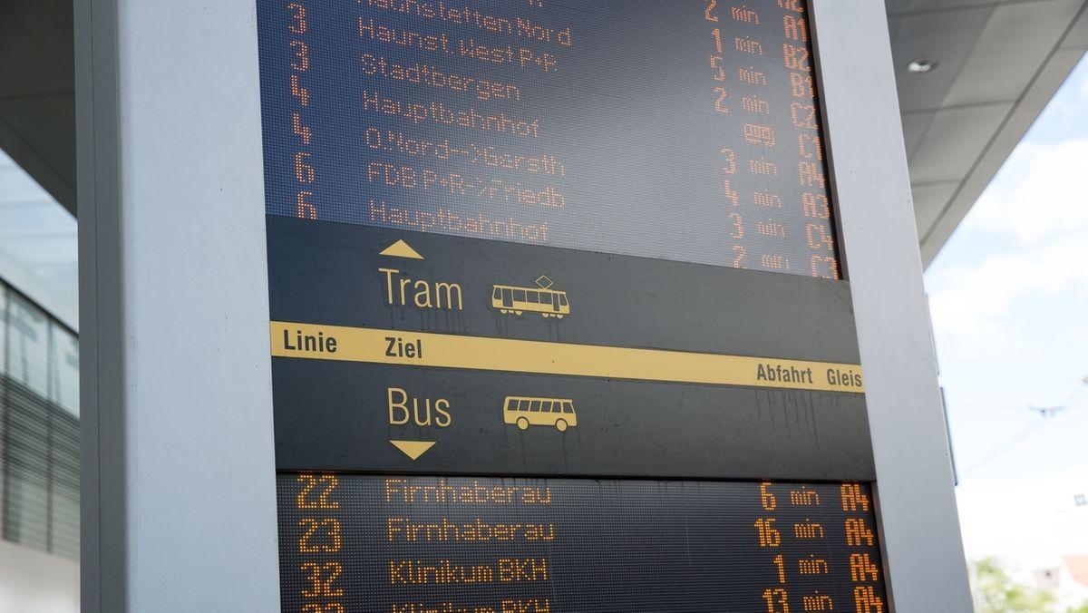 Augsburg bekommt eine neuen Straßenbahn-Trasse zur Uniklinik, das hat der Stadtrat beschlossen
