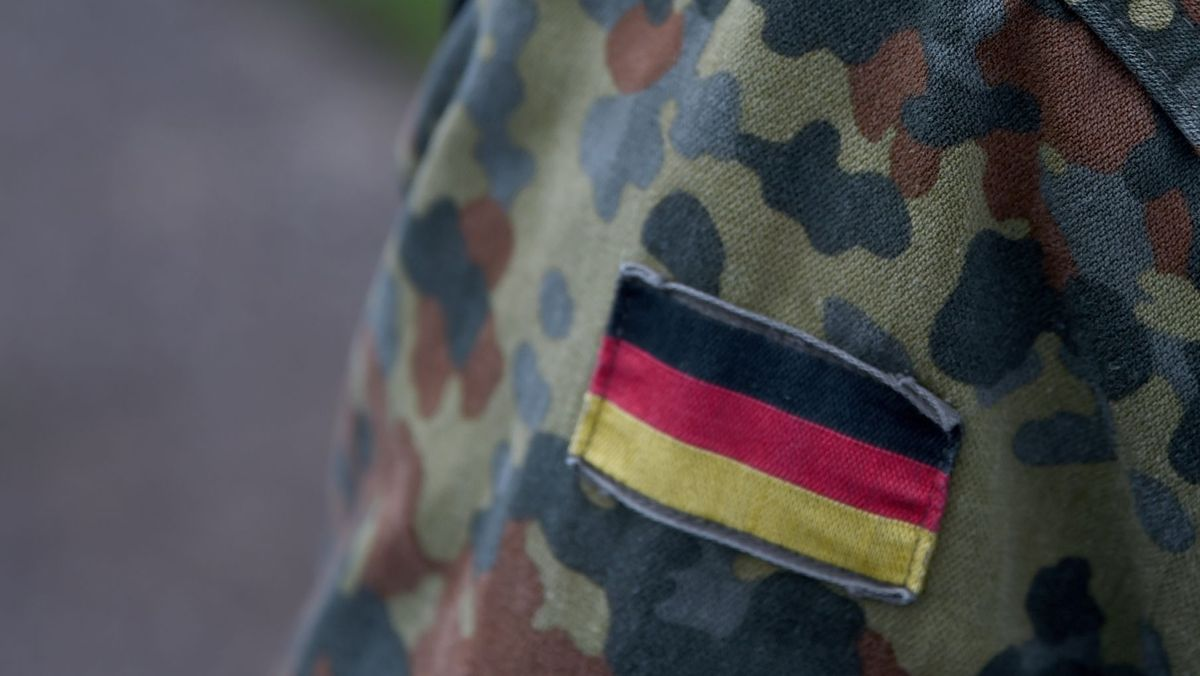 Bundeswehr-Uniform, Rangabzeichen: Oberleutnant