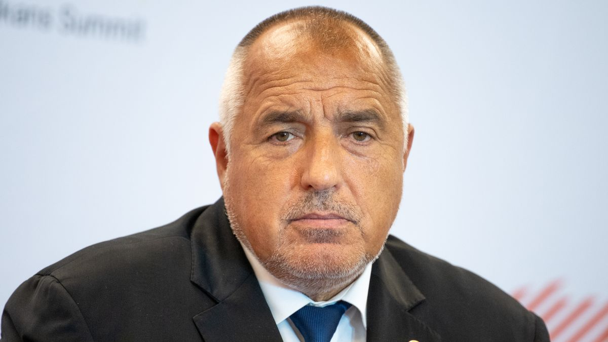 Der bulgarische Ministerpräsident Bojko Borissow