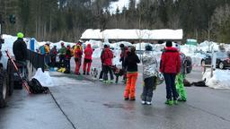 Rettungseinsatz nach Lawinenabgang in Reutte in Tirol | Bild:BR/Martin Breitkopf