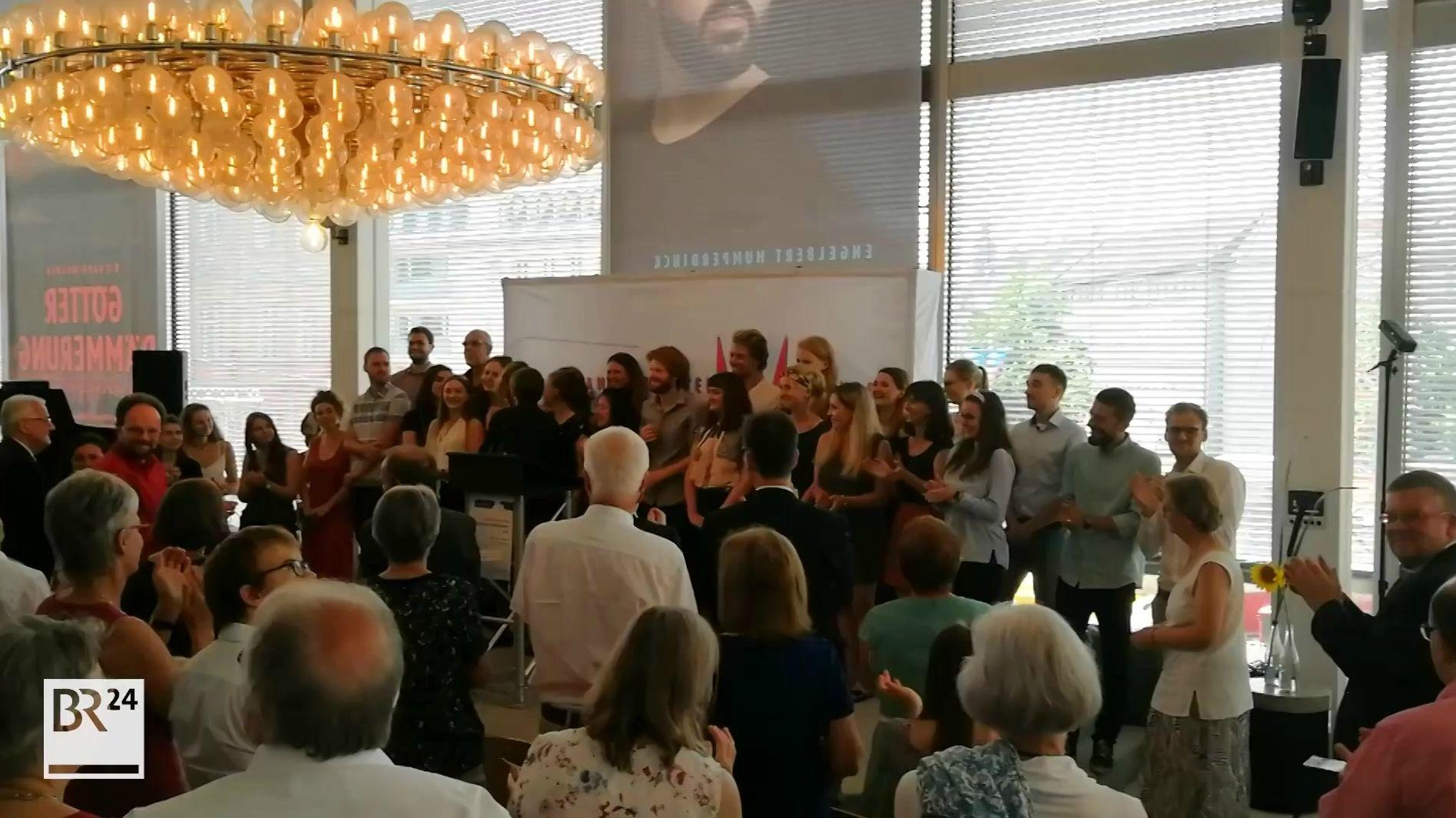 Verleihung des Würzburger Friedenspreises 2019