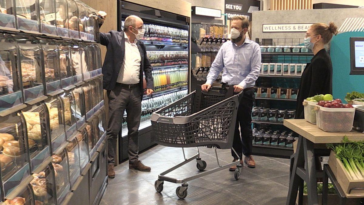 KI im Supermarkt