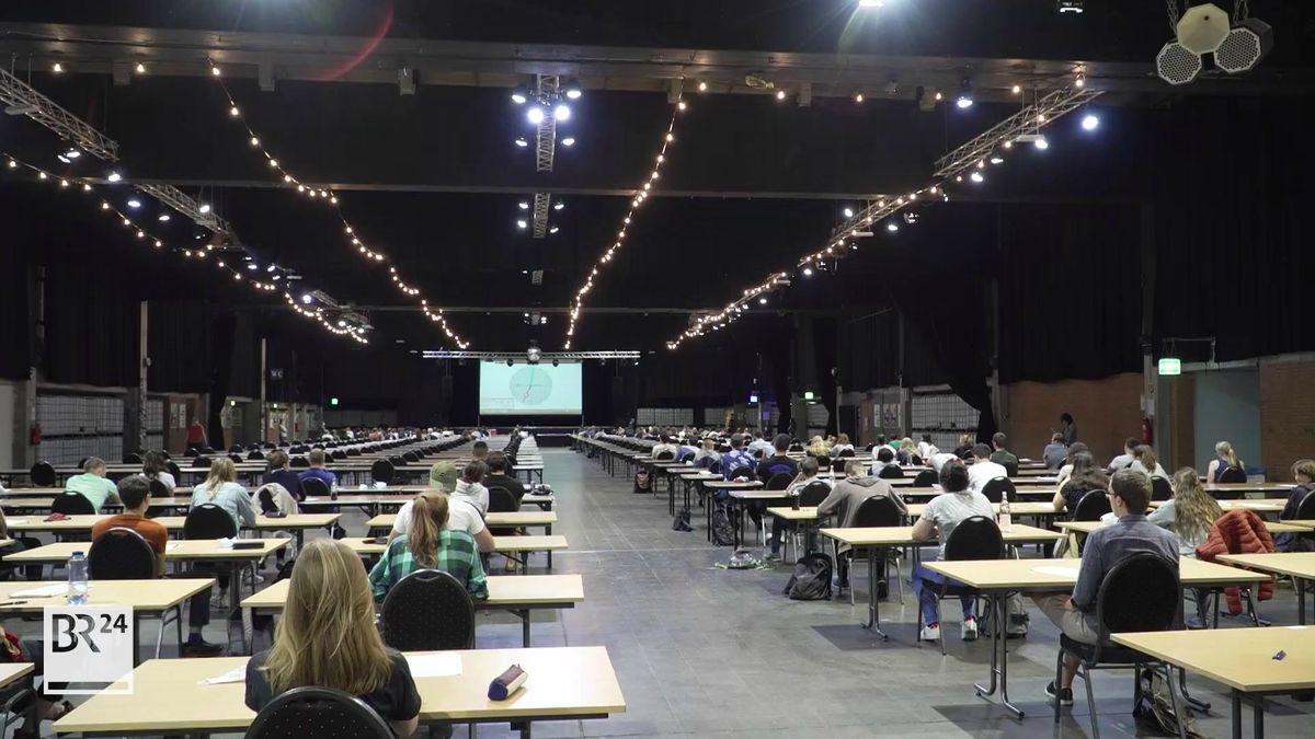 Trotz Schneechaos: Uni-Prüfungen finden in Präsenz statt