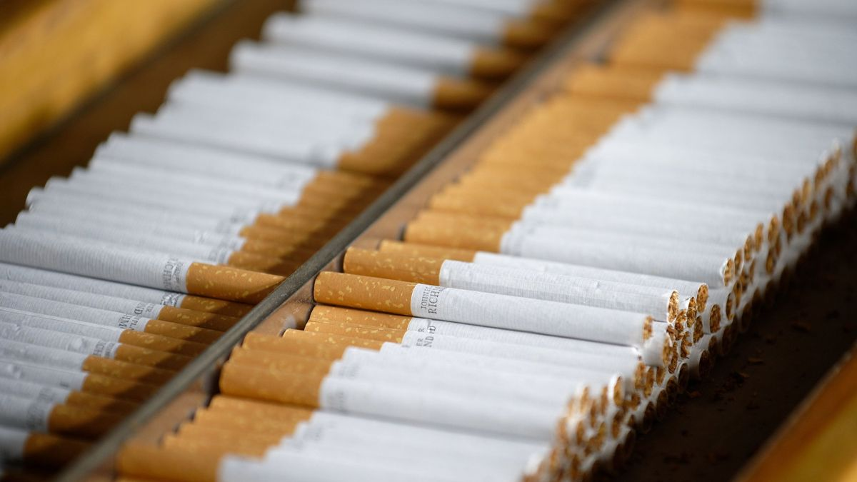 Zigaretten (Symbolbild)