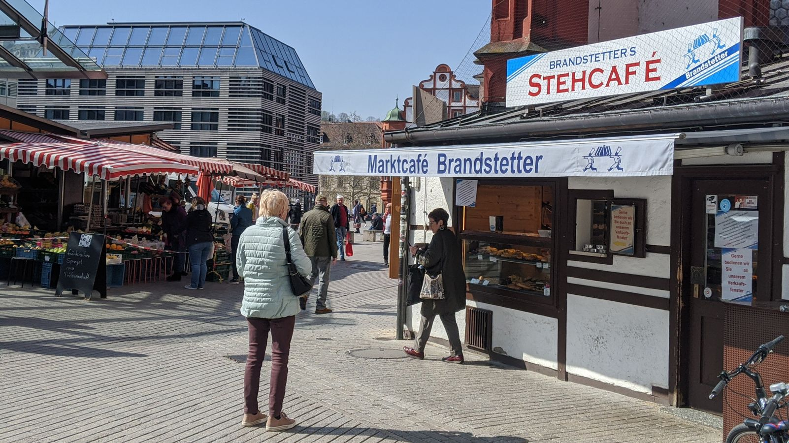 Würzburger Bäckerei Brandstetter schließt Filialen wegen Corona