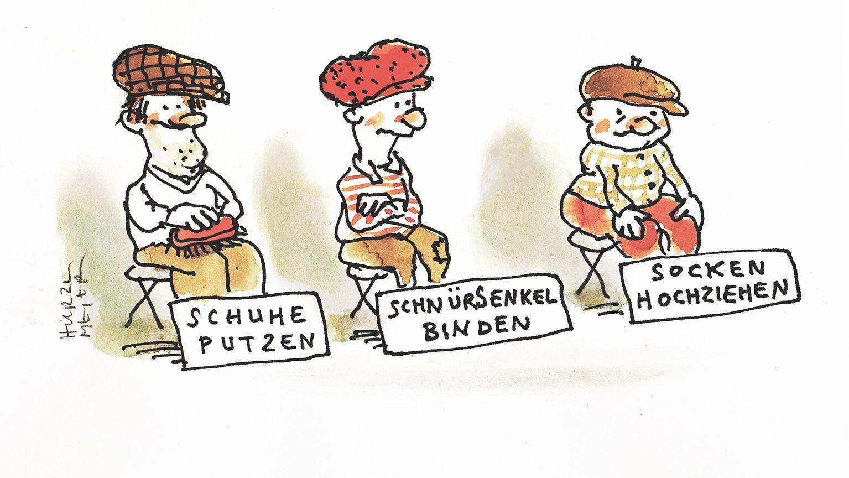 Munchner Valentin Musaum Ehrt Satire Zeitschrift Titanic Br24